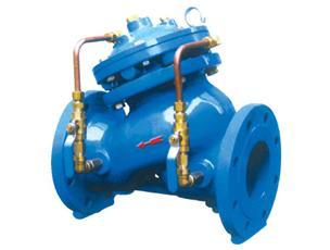 HY141X型PN10~PN25水利控制阀