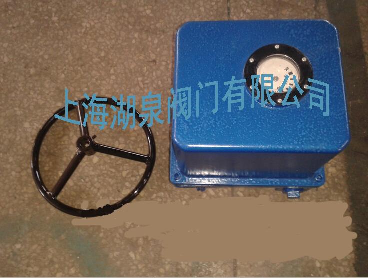 LQA20-1蝶阀电动执行器
