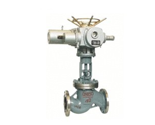 J941H-DN50~DN300铸钢电动截止阀