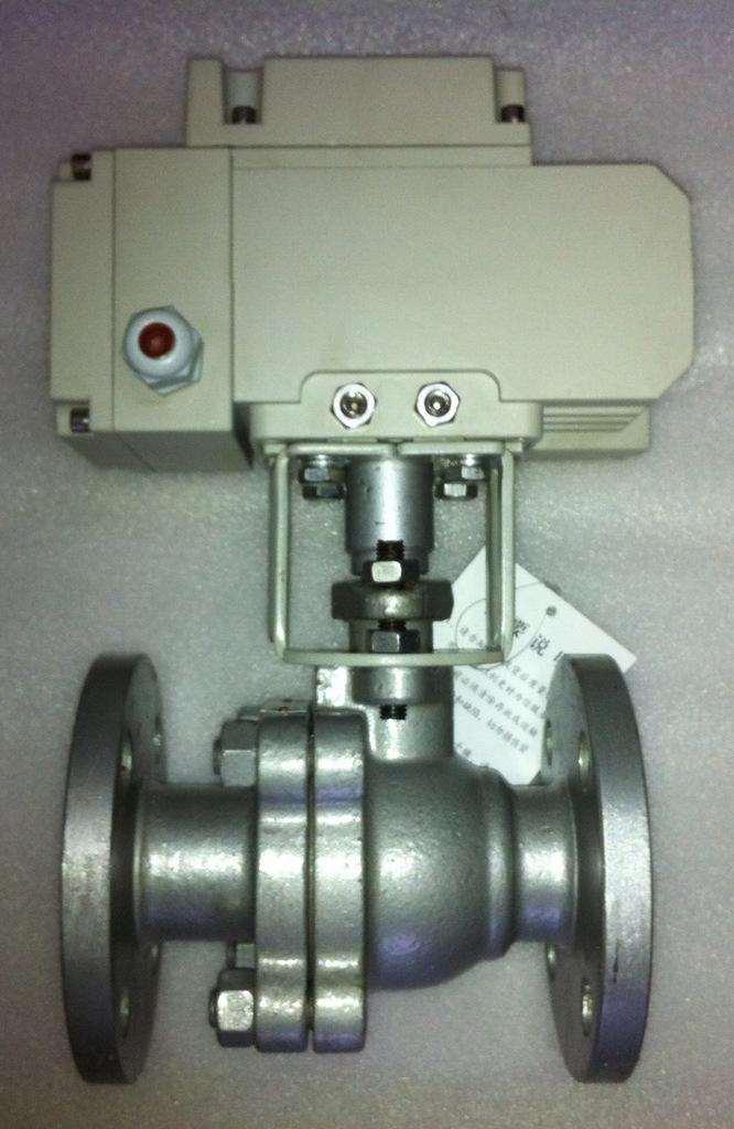 Q941F、Q941Y 型 PN16~PN63 电动球阀