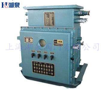 隔爆型阀门电动装置控制箱